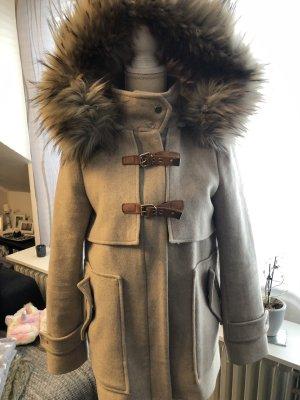 Zara Woman Veste à capuche multicolore
