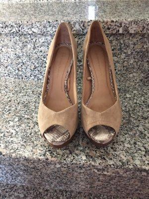 ZARA Peeptoe high heels der Marke ZARA in Größe 39