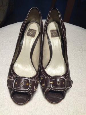 ZARA Peeptoe Schuhe in Gr. 39
