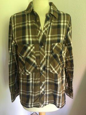 ZARA Plaid Shirt Casual