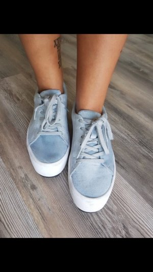 Zara Plateau Sneaker