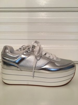 Zara Plateau Sneaker Gr. 36