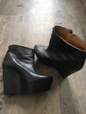Zara Bottillons noir