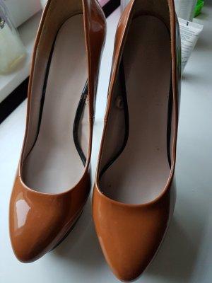 Zara plateu heels