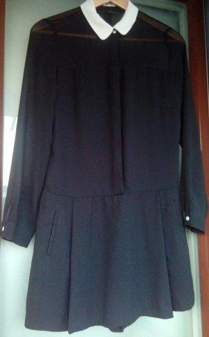 Zara Basic Combinaison noir-blanc