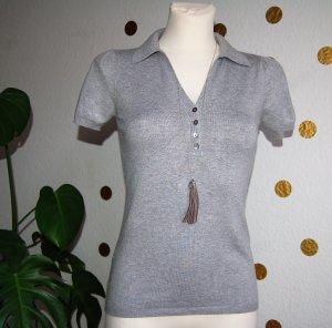 Zara Poloshirt Strickshirt T-shirt