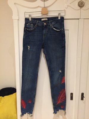Zara Premium Denim Collection Jeans