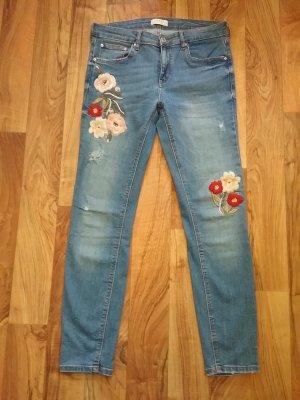 Zara Premium Skinny Jeans Gr. 40 L 30