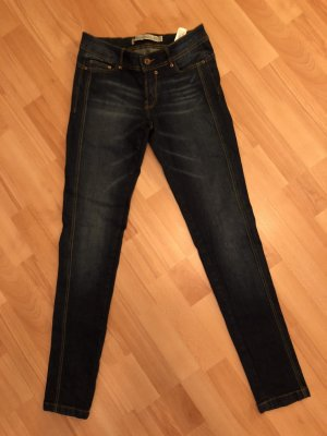 ZARA PREMIUM WASH JEANS GR.36 USED LOOK