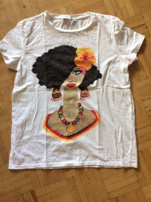 Zara Printshirt M