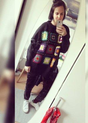 Zara Pulli Pullover Knit Strick Oversize