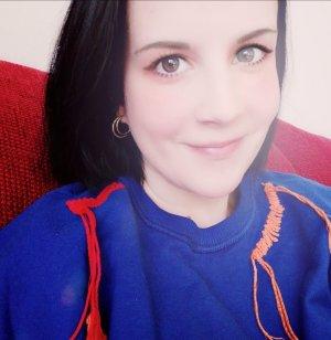 Zara Pulli Pullover Sweat Sweater Fransen