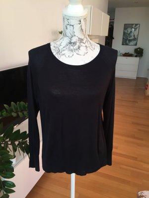 Zara Pullover dunkelblau Gr M 38