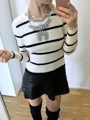 Zara Pullover gestreift S 36 Rückenfrei