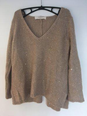 Zara Pullover Glitter