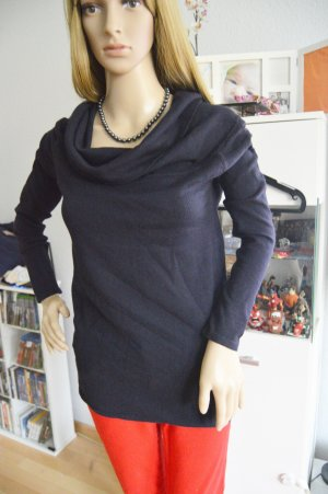 Zara pullover gr.L mit grosem breitem Kragen