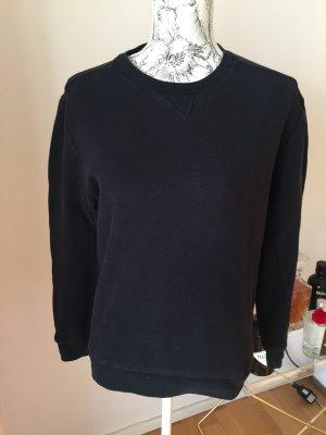Zara Pullover Gr M dunkelblau