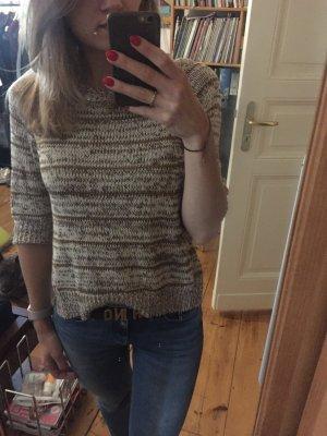 Zara Pullover Gr. M Gold Damen Knit
