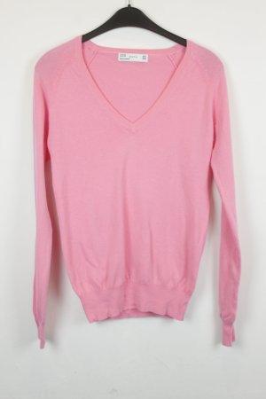 Zara Pullover Gr. XL rosa