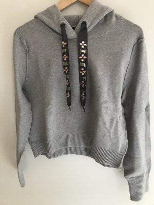 Zara Pullover Grau Sweater