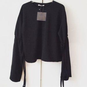 Zara Oversized trui zwart