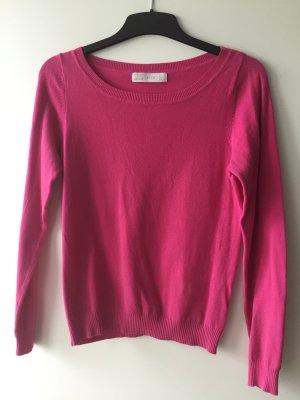 Zara Pullover in pink Gr L