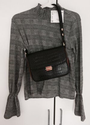 Zara Pullover + Mango Tasche neu