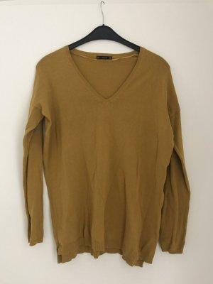 Zara Pullover mit V-Ausschnitt wurde nie getragen