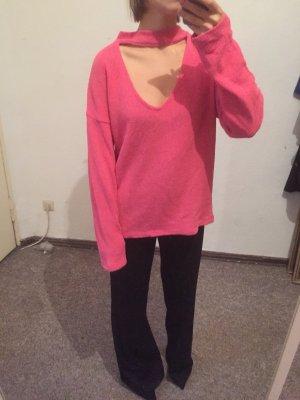 Zara Jersey holgados multicolor