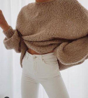 Zara Pullover Pulli Sweater Strickpullover oversized