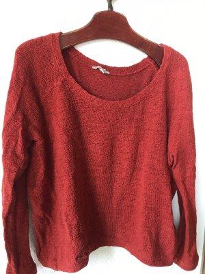 Zara Pullover Rot