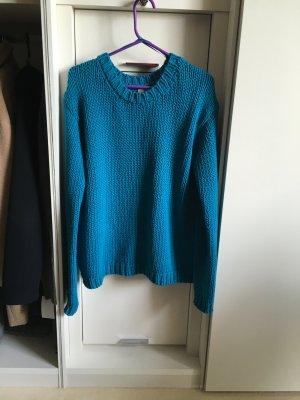 Zara PULLOVER, schöne blaue Farbe