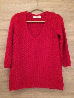 ZARA Pullover schönes rot