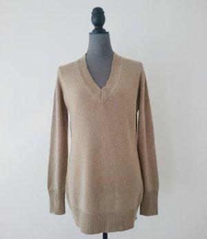 Zara Pullover Seide Cashmere Gr. L