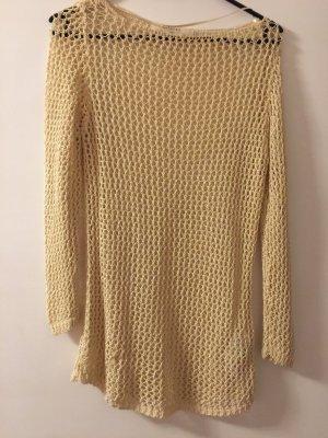 Zara Pullover strickpullover Oberteil Bluse