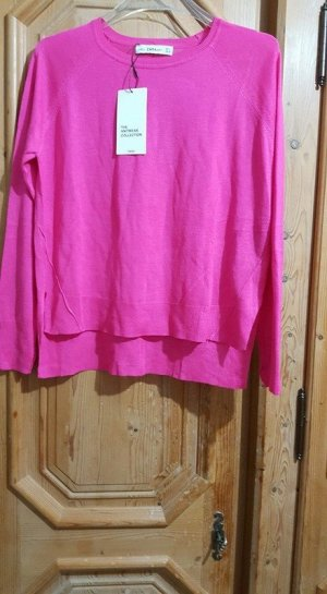 Zara Basic Top pink