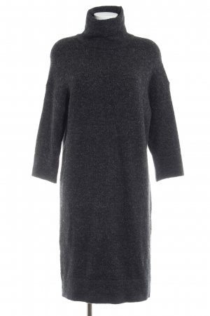 Zara Sweater Dress dark grey casual look