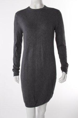 Zara Pulloverkleid grau