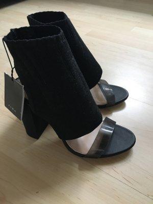 Zara Talons hauts noir