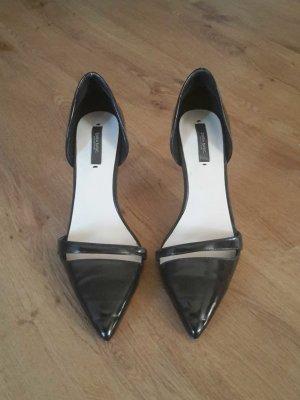 Zara Pumps Gr.40 schwarz