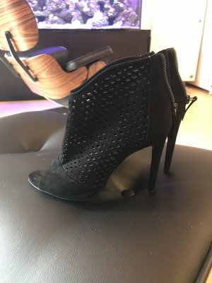 Zara Pumps high Heels 37 schwarz