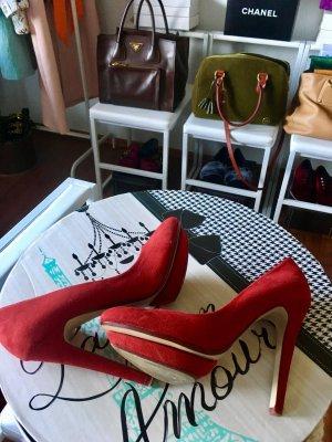 Zara Pumps High Heels 38
