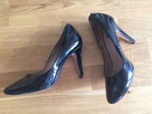Zara Pumps in Gr.37 schwarz Lack