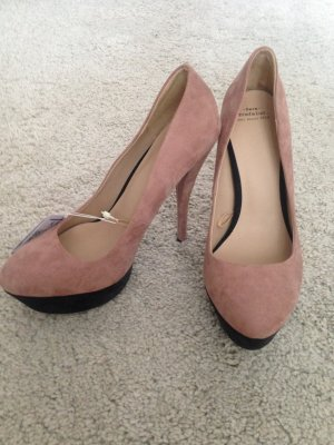 ZARA Pumps Plateau High Heels