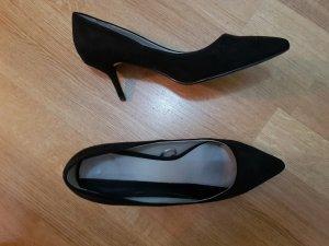 Zara Tacones negro