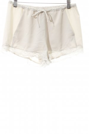 Zara Pyjama hellgrau Lingerie-Look