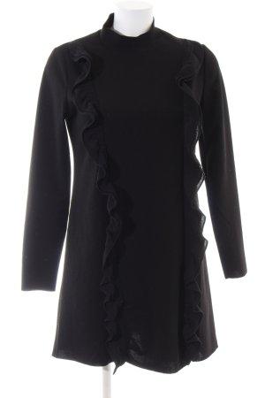Zara Qipao negro estilo «business»