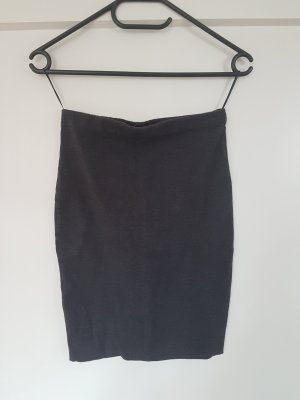 Zara Stretch rok grijs