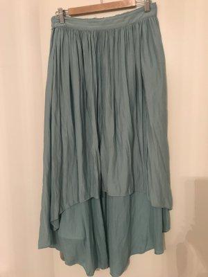 Zara Jupe longue bleu clair