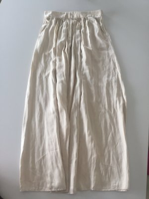 Zara Woman Maxi gonna bianco